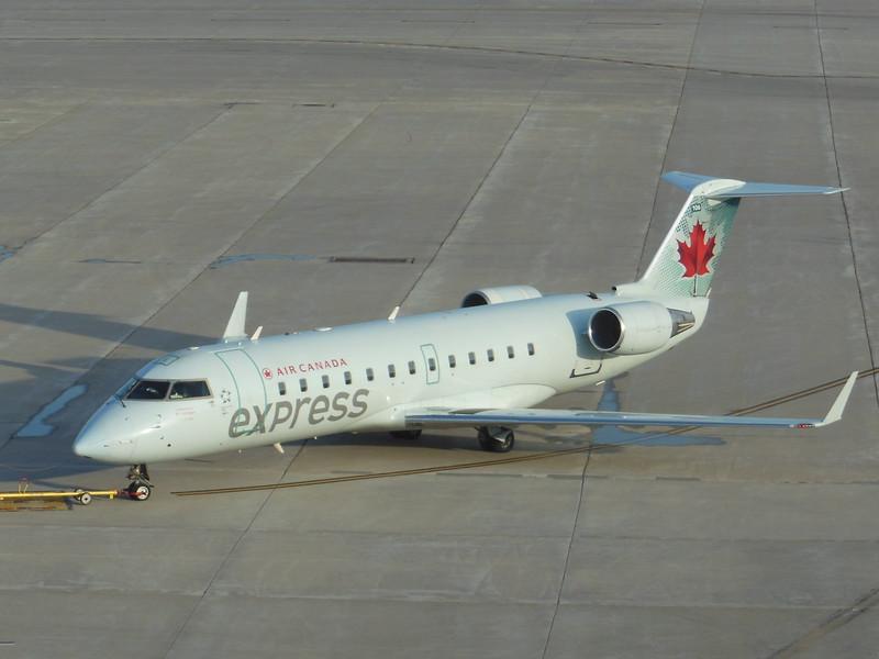 Air Canada Express (AC/ZX) C-GTJA CRJ-200 ER [cn7966]