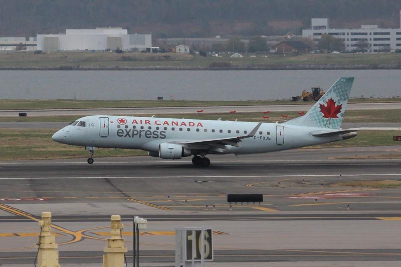 Air Canada Express / Sky Regional (AC/RS) C-FUJE ERJ-175 LR [cn17000291]