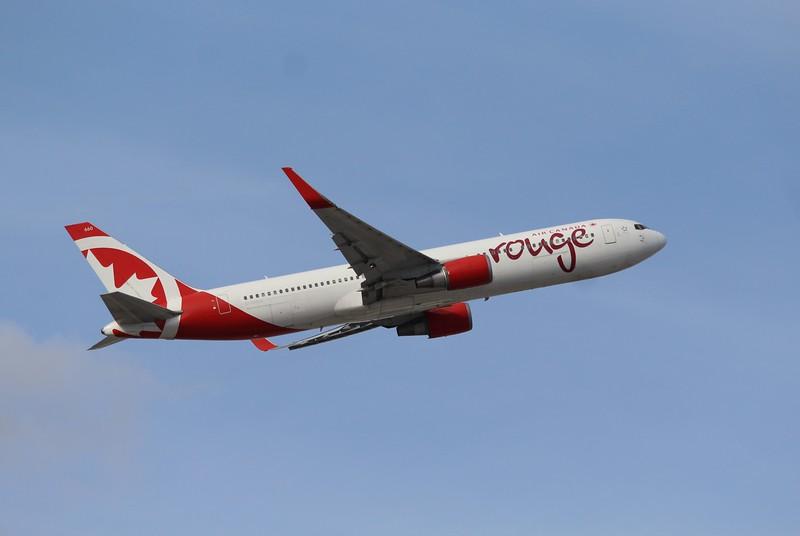 Air Canada Rouge (RV) C-GHLU B767-3333 ER [cn30851]