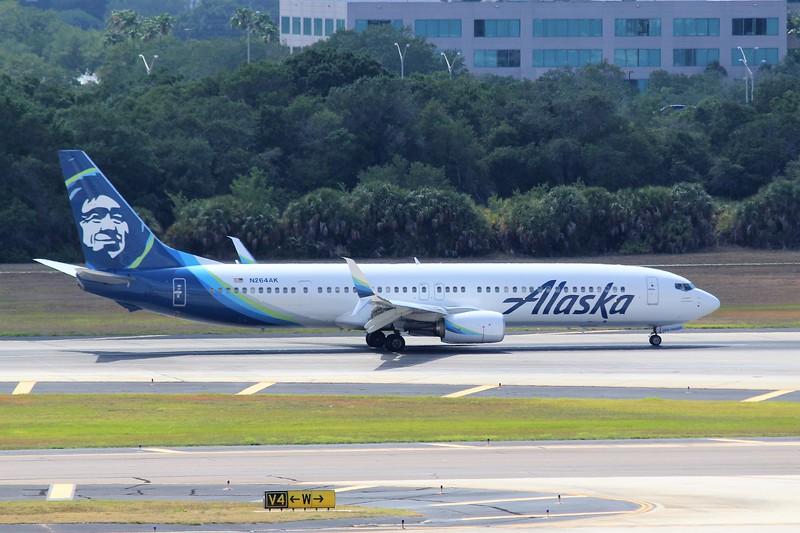 Alaska Airlines (AS) N264AK B737-990 ER [cn36360]