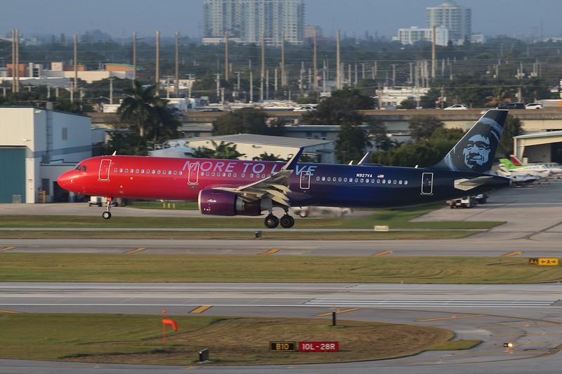 Alaska Airlines (AS) N927VA A321-253N [cn8126]