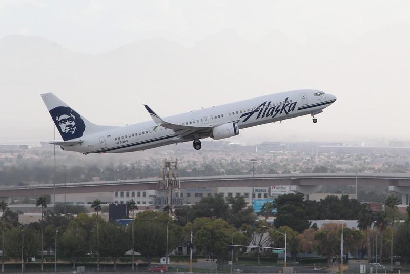 Alaska Airlines (AS) N486AS B737-990 ER [cn44107]
