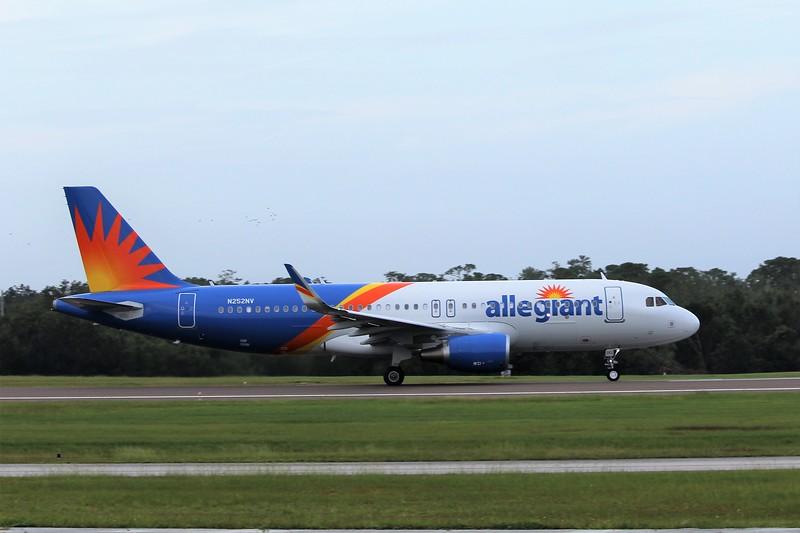 Allegiant Air (G4) N252NV A320-214 [cn7868]