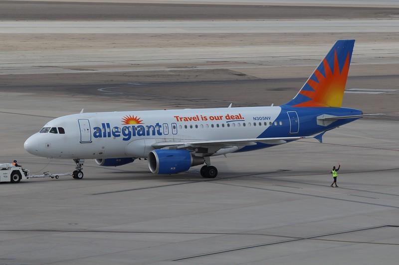 Allegiant Air (G4) N305NV A319-111 [cn2398]
