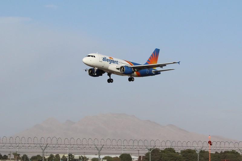Allegiant Air (G4) N309NV A319-111 [cn3084]