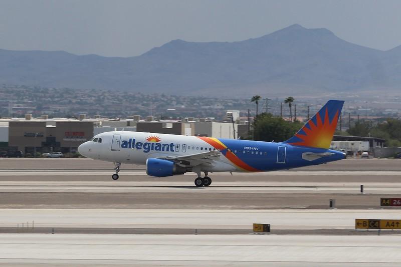 Allegiant Air (G4) N334NV A319-111 [cn2831]