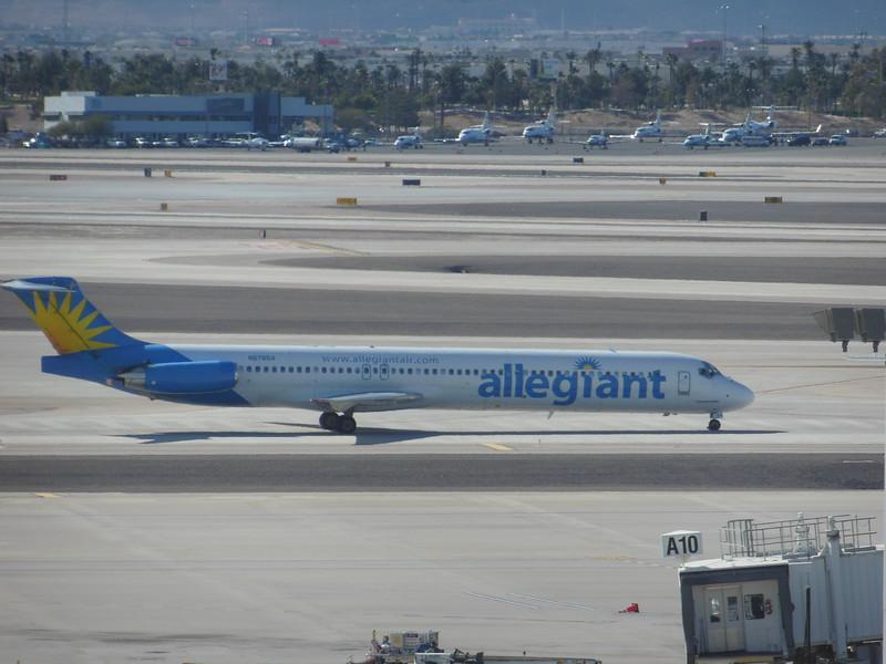 Allegiant Air (G4) N878GA MD-83 [cn53487]