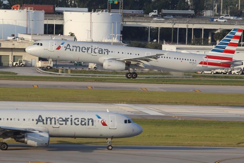 American Airlines (AA) N914UY A321-231 [cn6337]