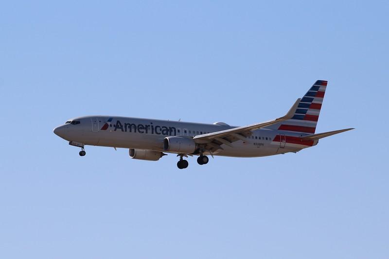 American Airlines (AA) N338PK B737-823 [cn31268]