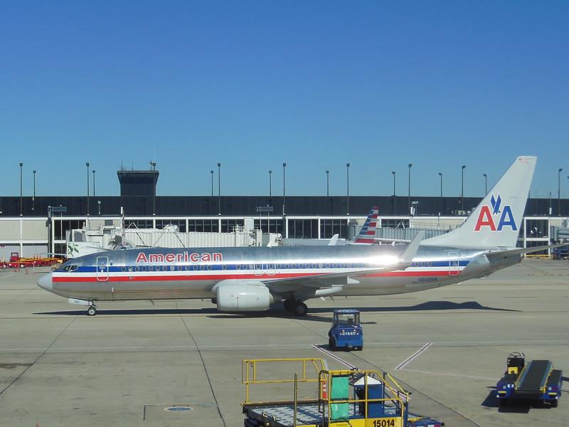 American Airlines (AA) N848NN B737-823 [cn31103]