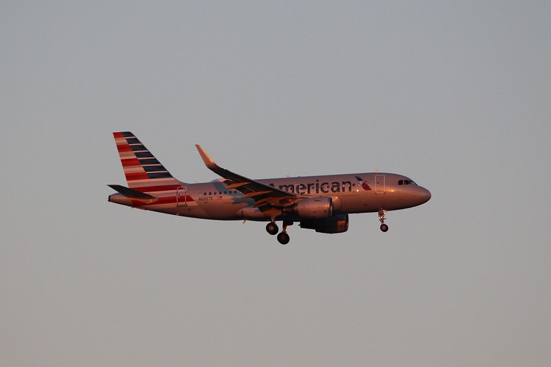 American Airlines (AA) N5007E A319-115 [cn5781]