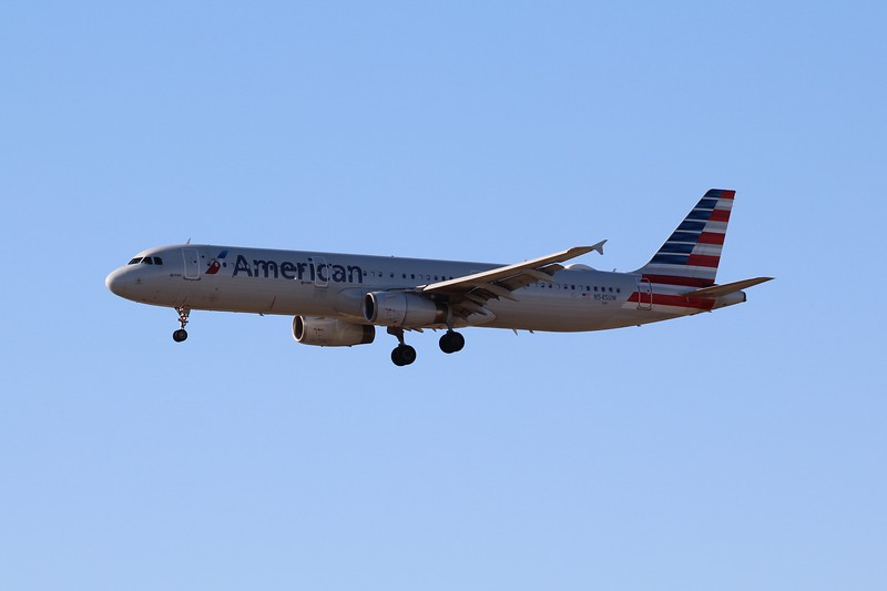 American Airlines (AA) N545UW A321-231 [cn4850]