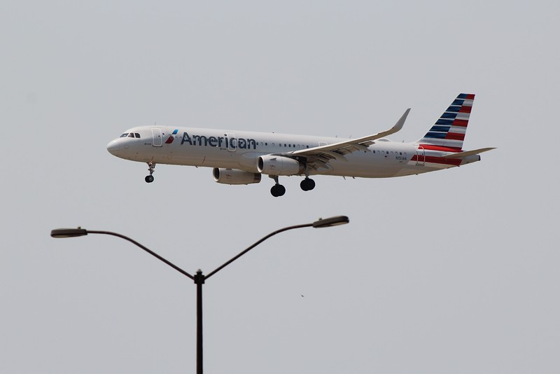 American Airlines (AA) N151AN A321-231 [cn6840]