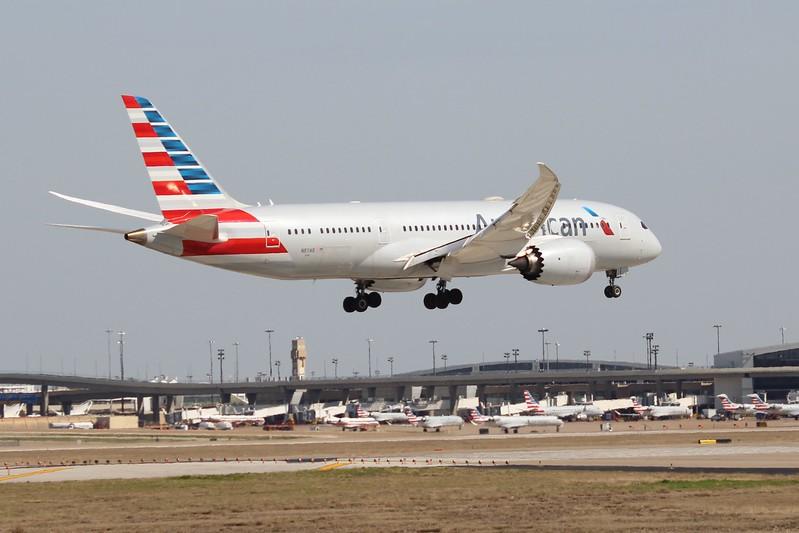 American Airlines (AA) N811AB B787-8 [cn40629]