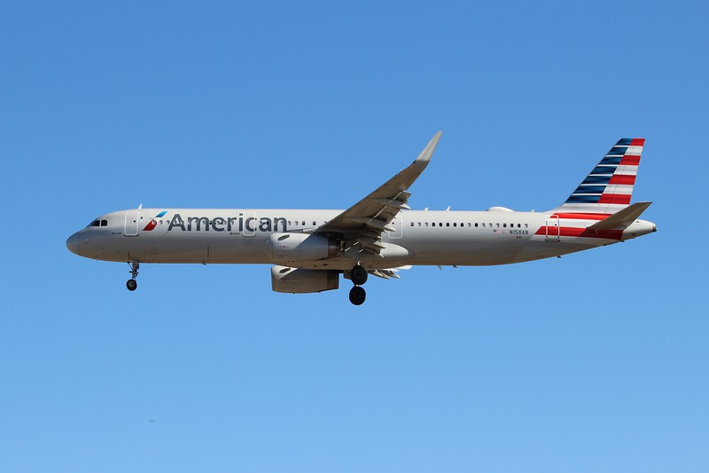 American Airlines (AA) N158AN A321-231 [cn7009]