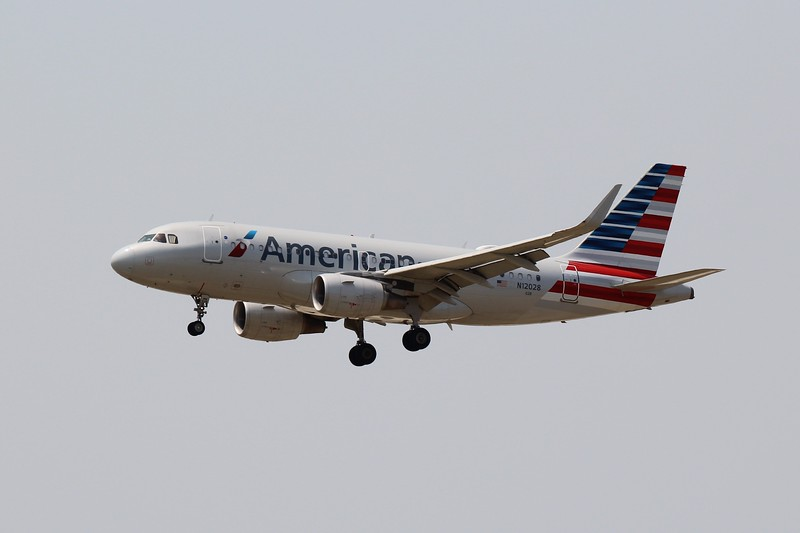 American Airlines (AA) N12028 A319-115 [cn6456]