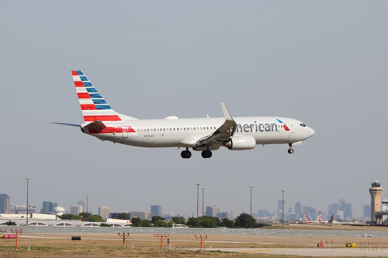 American Airlines (AA) N906AN B737-823 [cn29508]