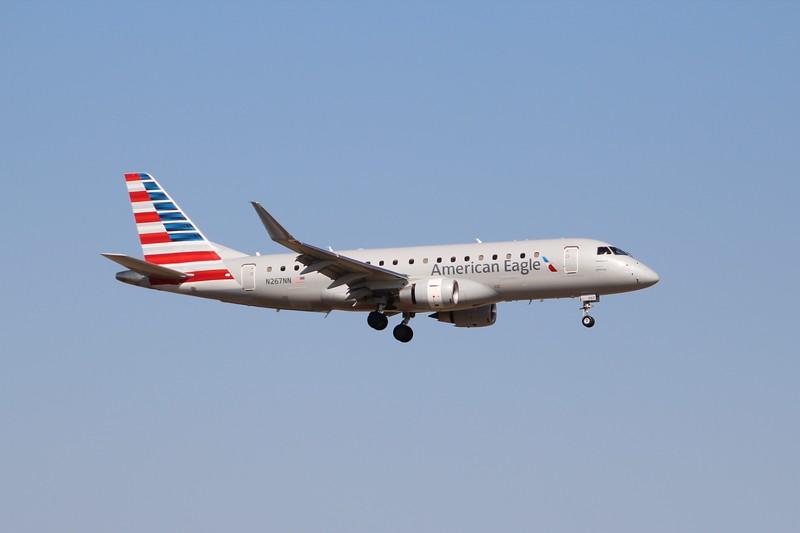 American Eagle/Envoy Air (AA/MQ) N267NN ERJ-175 LR [cn17000771]