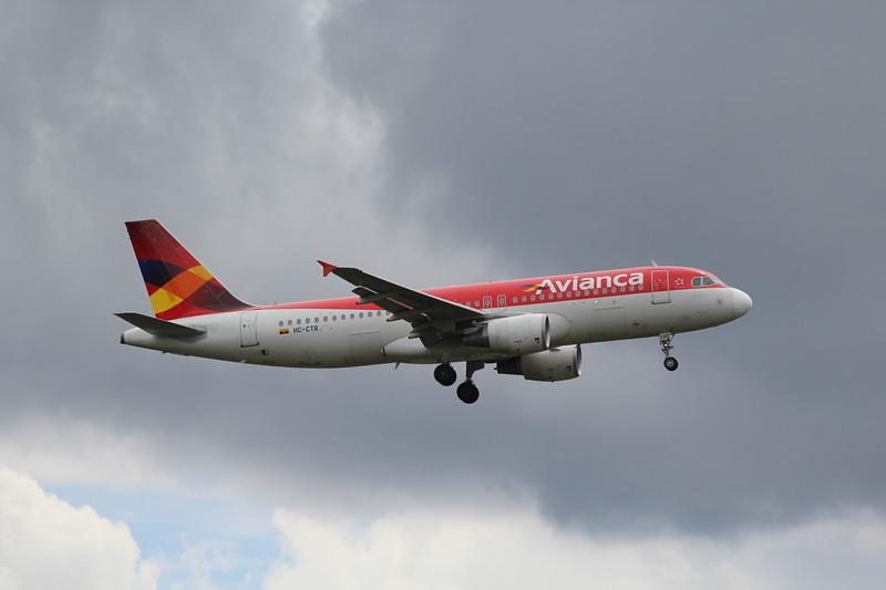 Avianca Ecuador (AV) HC-CTR A320-214 [cn4599]