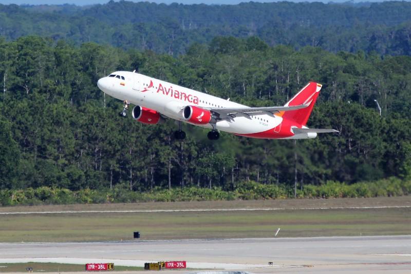 Avianca (AV) N740AV A320-214(SL) [cn6411]