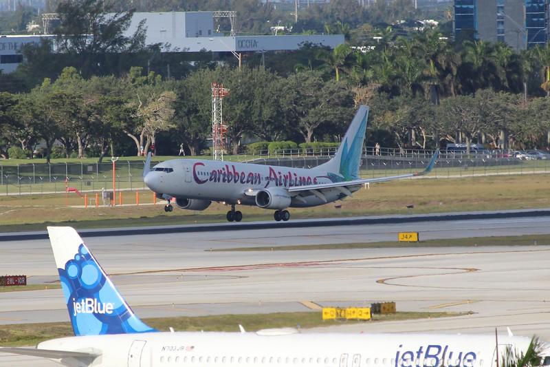 Caribbean Airlines (BW) 9Y-BGI B737-8Q8 [cn28232]