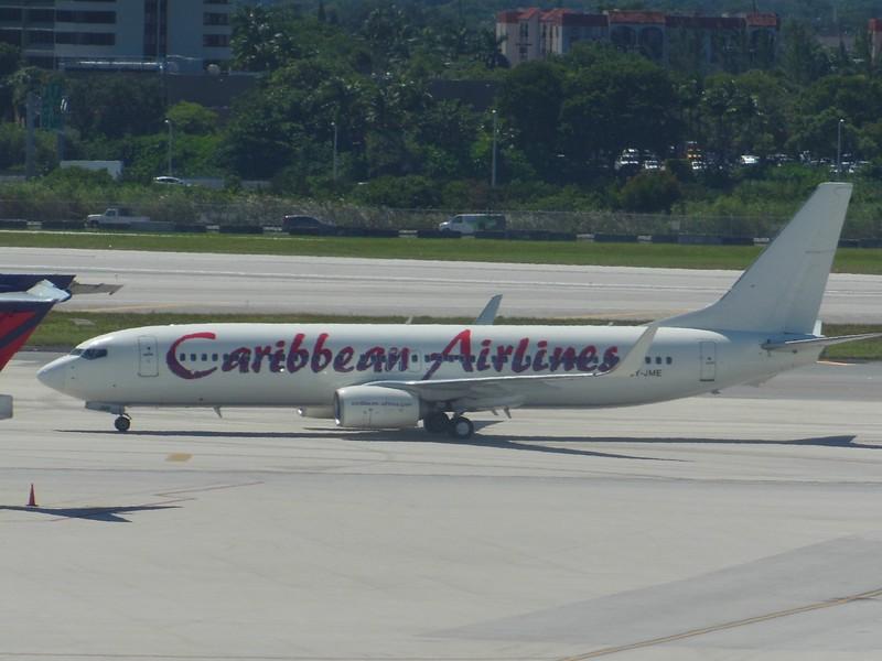 Caribbean Airlines (BW) 9Y-JME B737-86J [cn32919]