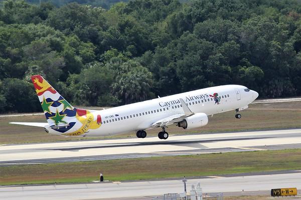 Cayman Airways (KX)