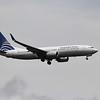 Copa Airlines (CM) HP-1729CMP B737-8V3 [cn 41088]