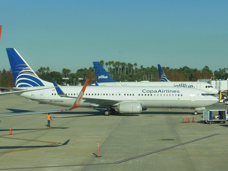Copa Airlines (CM) HP-1834CMP B737-8V3 [cn39885]