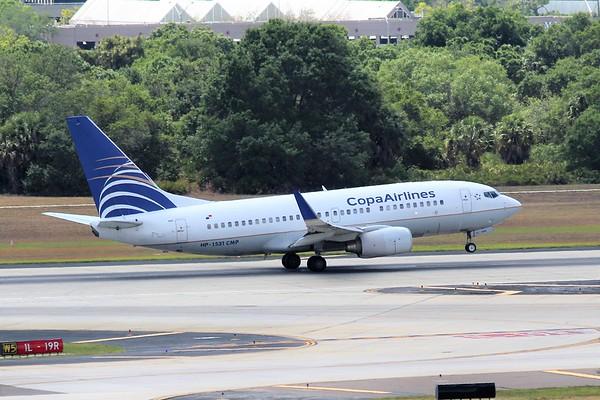 Copa Airlines (CM)