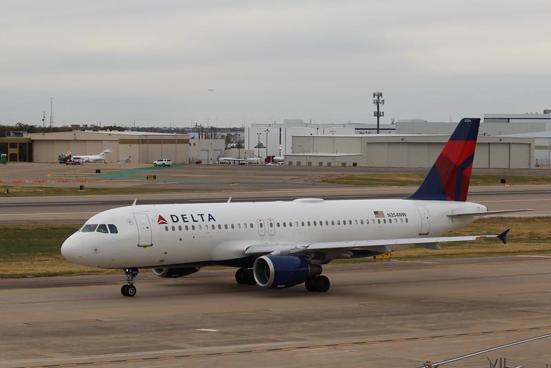 Delta Air Lines (DL) N354NW A320-212 [cn801]