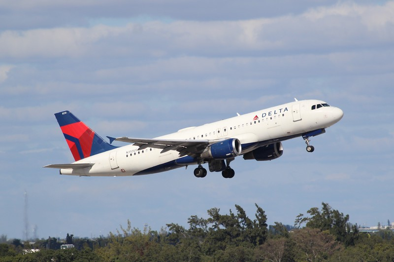 Delta Airlines (DL) N312US A320-211 [cn152]