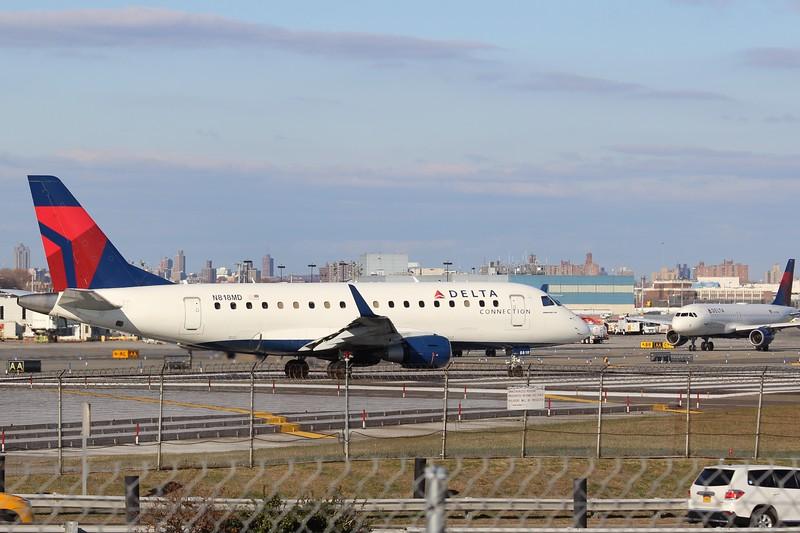 Delta Connection/Republic Airways (DL/YX) N818MD ERJ-170 SU [cn17000039]