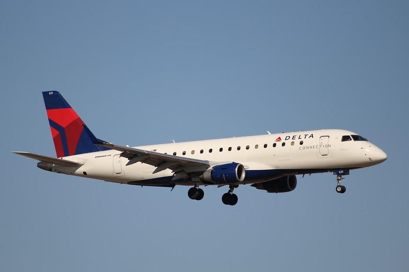 Delta Connection/Compass Airlines (DL/CP) N631CZ ERJ-175 LR [cn17000329]