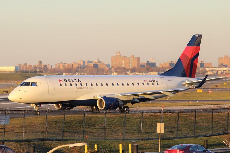 Delta Connection/Republic Airways (DL/YX) N209JQ ERJ-175 LR [cn17000258]