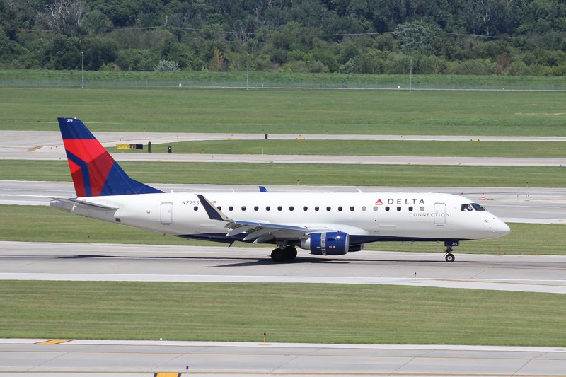 Delta Connection/SkyWest Airlines (DL/OO) N275SY ERJ-175 LR [cn17000737]