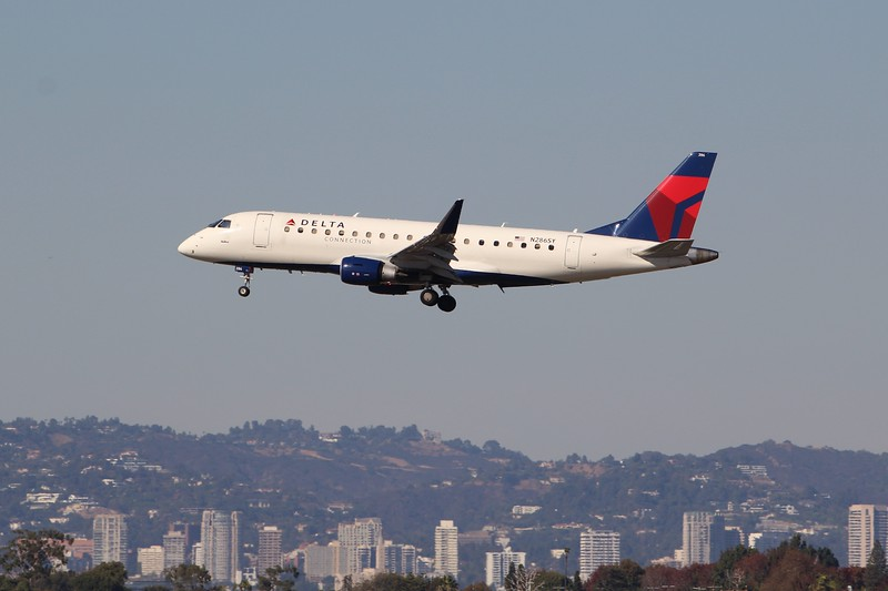 Delta Connection/SkyWest Airlines (DL/OO) N286SY ERJ-175 LR [cn17000752]