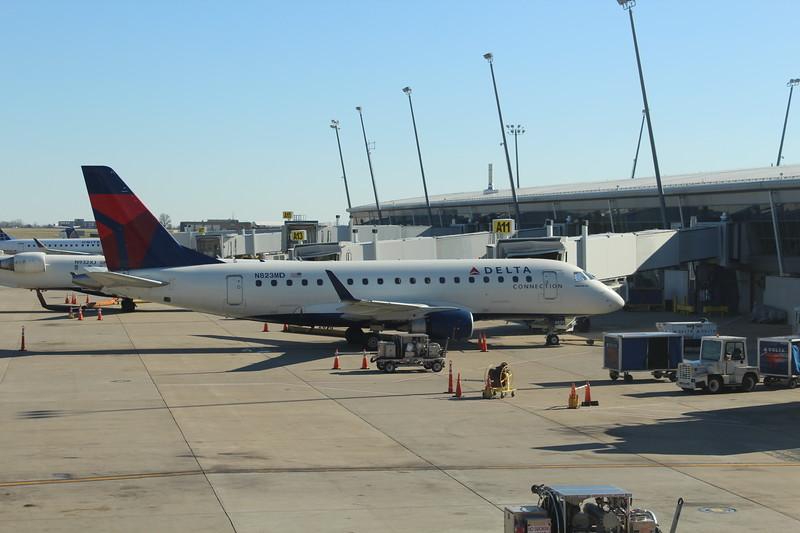 Delta Connection/Republic Airways (DL/YX) N823MD ERJ-170 SU [cn17000044]