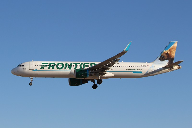 Frontier Airlines (F9) N713FR A321-211 [cn7286]