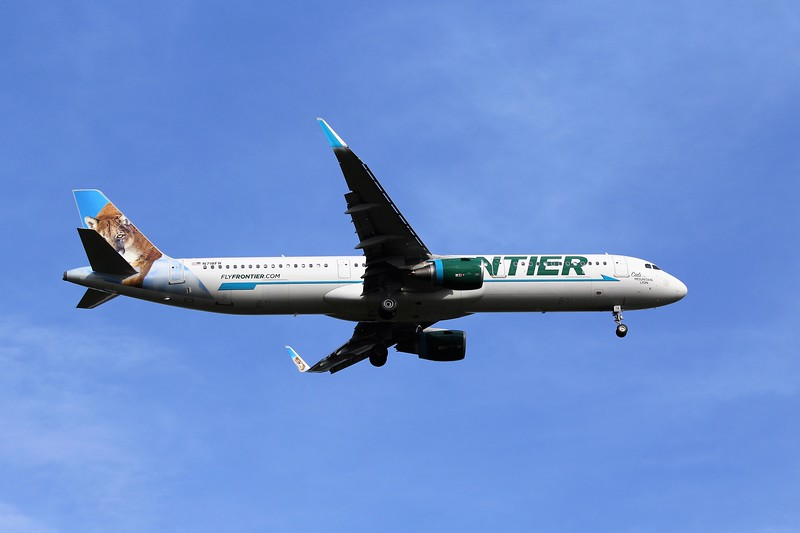 Frontier Airlines (F9) N718FR A321-211 [cn7575]