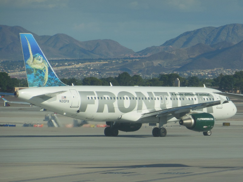 Frontier Airlines (F9) N210FR A320-214 [cn4668]