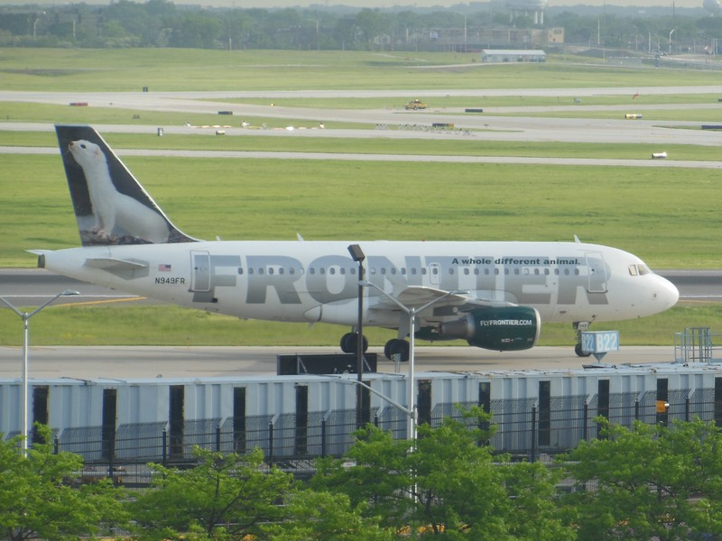 Frontier Airlines (F9) N949FR A319-100 [cn2857]