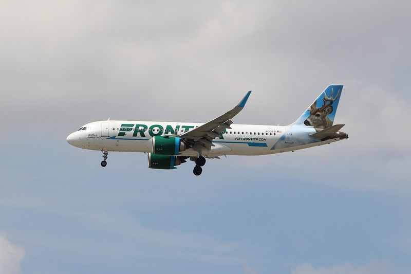 Frontier Airlines (F9) N301FR A320-251 N [cn7141]