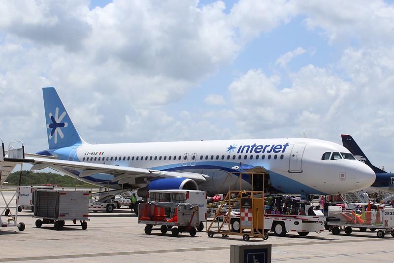 Interjet (4O) XA-WAB A320-214 [cn5358]