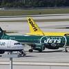 JetBlue Airways (B6) N746JB A320-232 [cn3622] New York Jets Livery