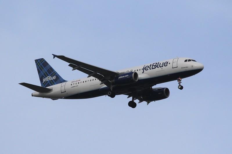 JetBlue Airways (B6) N613JB A320-232 [cn2449]