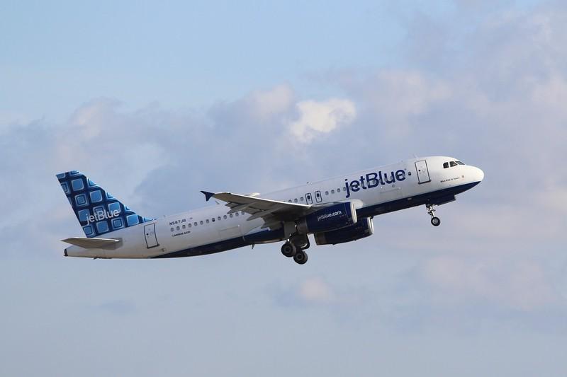 JetBlue Airways (B6) N587JB A320-232 [cn2177]