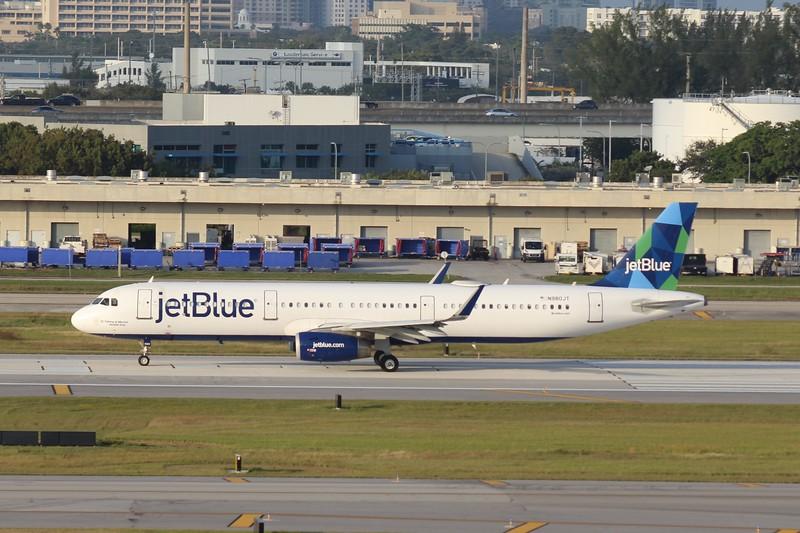 JetBlue Airways (B6) N980JT A321-231 [cn7631]