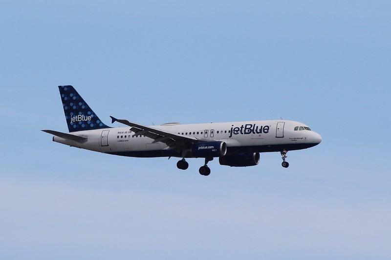 JetBlue Airways (B6) N618JB A320-232 [cn2489]