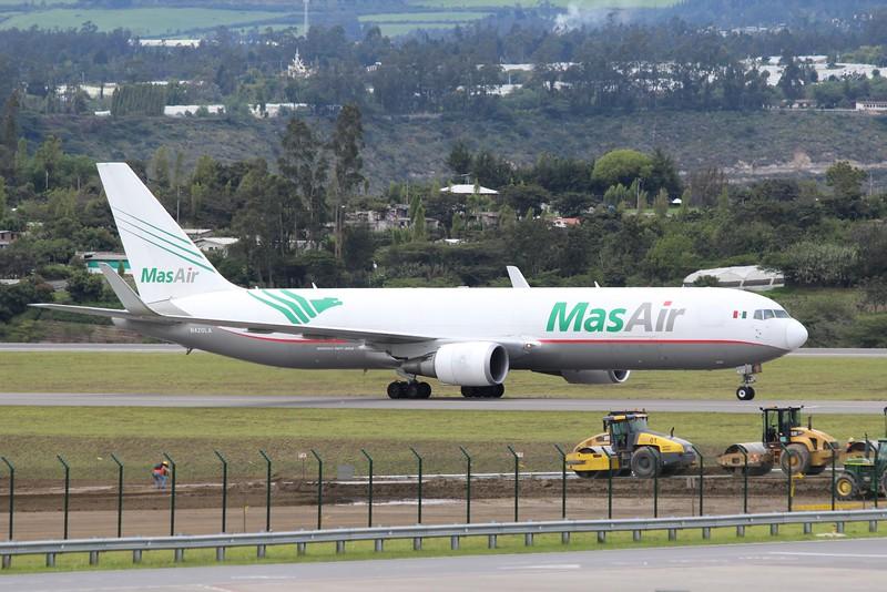MASAir (M7) N420LA B767-316F [cn 34627]
